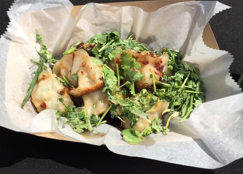 LIC Flea and Food dumplings_2