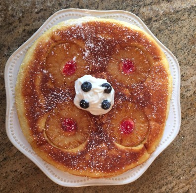 pineapple upside down pancakes_3