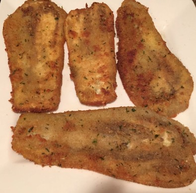 fried-eggplant