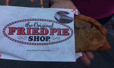 The Original Fried Pie Shop-Cherry Pie