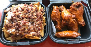 X-Tasy Fries and Wings
